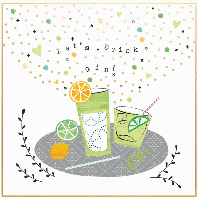 Let's Drink Gin