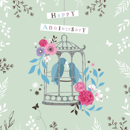 Happy Anniversary Parrotts