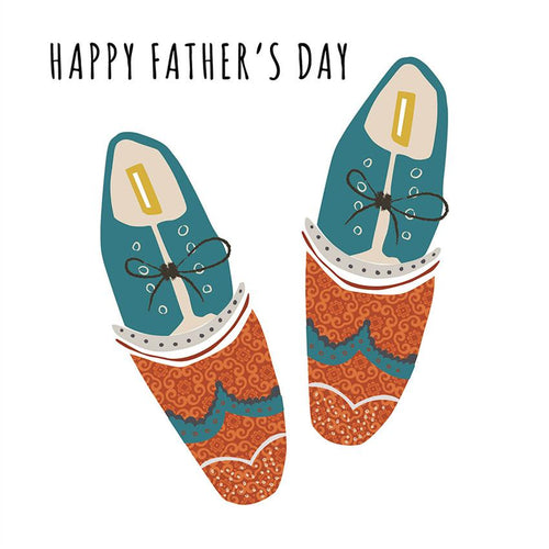Brogues Happy Father's Day