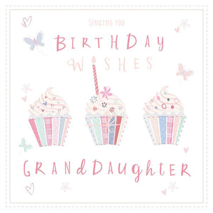Birthday Wishes Granddaughter