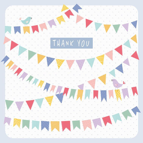 Bunting Thank You