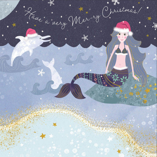 Mermaid Christmas