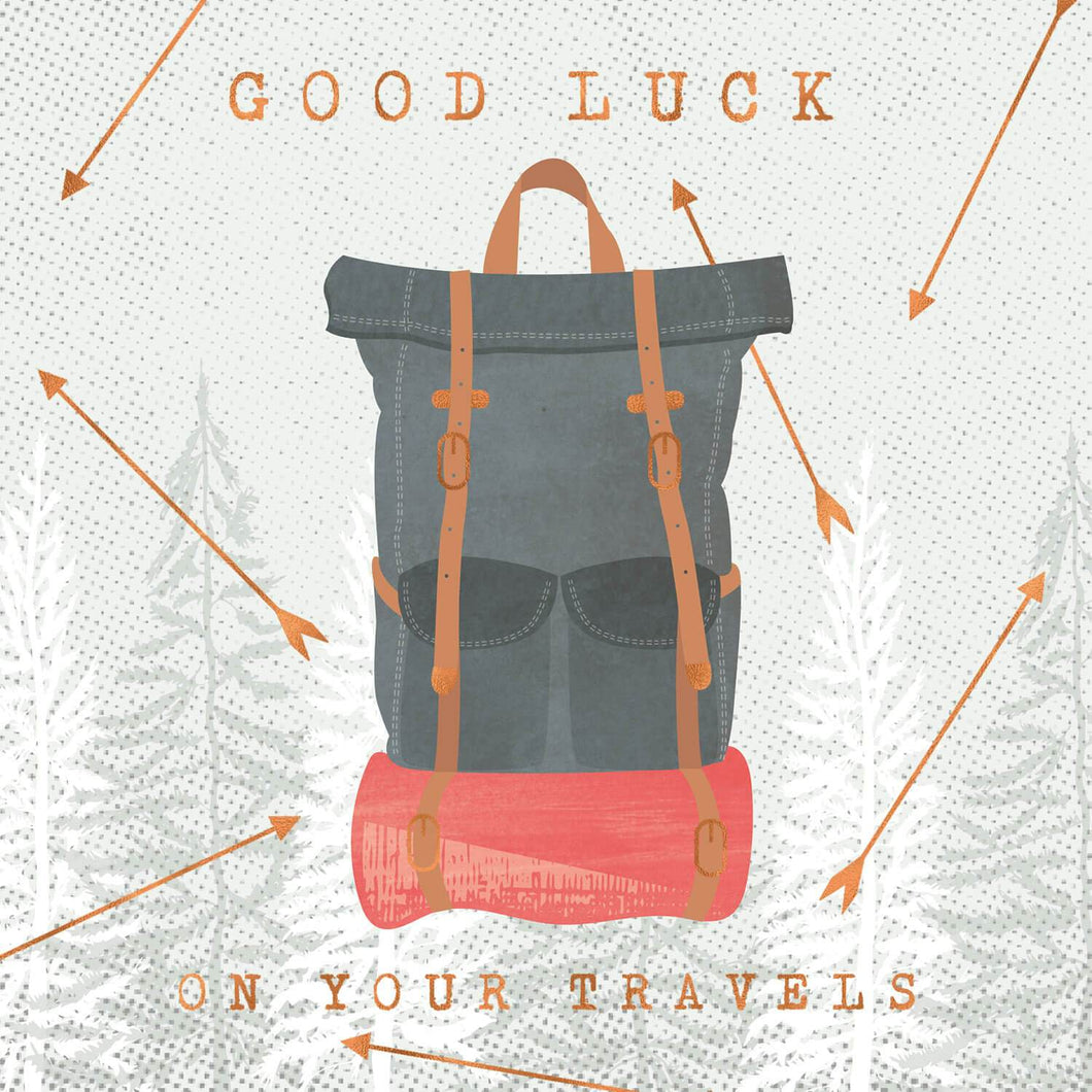 Good Luck On Your Travels