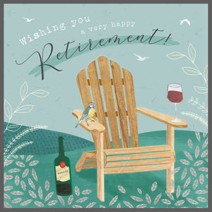 Wishing You A Very Happy Retirement