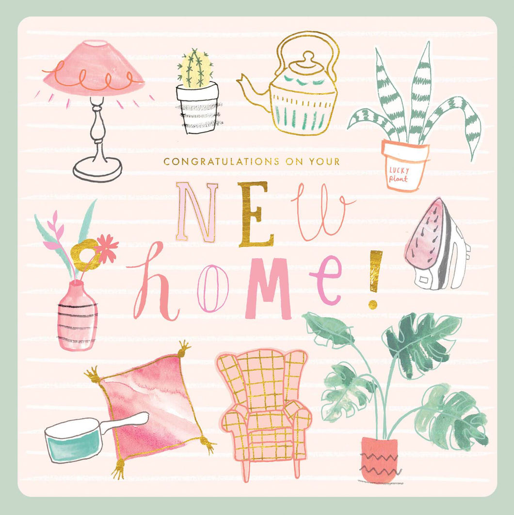 New Home Objects