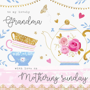 To Grandma On Mothering Sunday