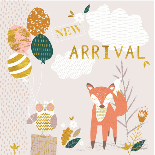 New Arrival Fox