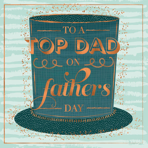 Father's Day Top Hat