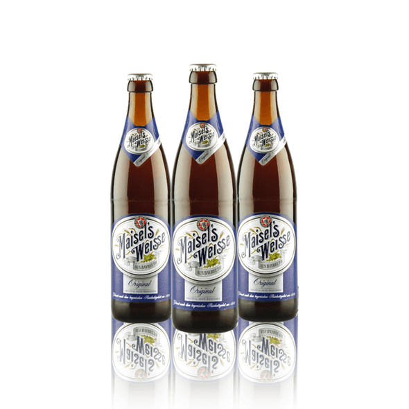 Maisel's Weisse - Original Wheat beer -  500 ML - TAMADA