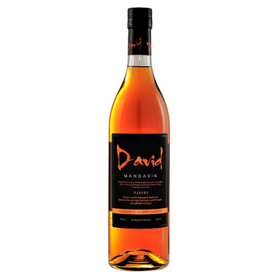 Brandy 'David' Mandarin 700mL - TAMADA