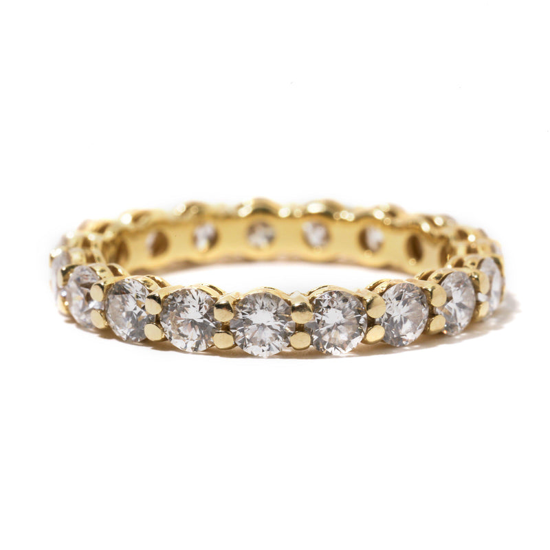 Fenom Diamond Eternity Ring 12pt - Fenom & Co.