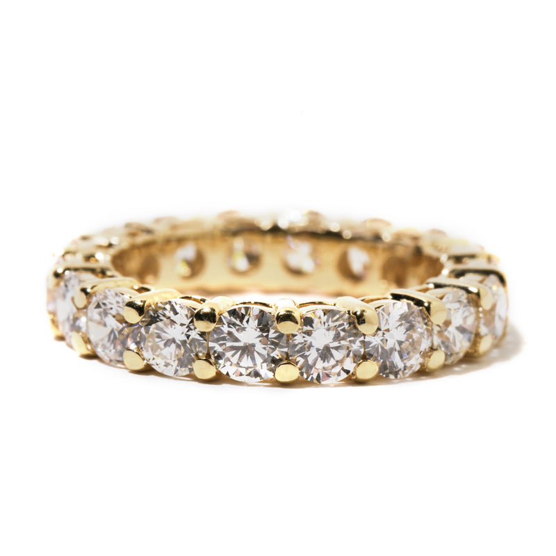 Fenom Diamond Eternity Ring 20pt - Fenom & Co.