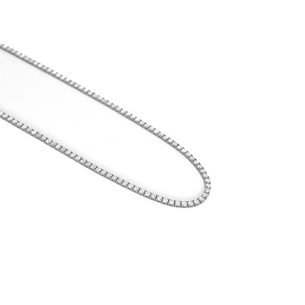Fenom 5pt Diamond Tennis Chain - Fenom & Co.