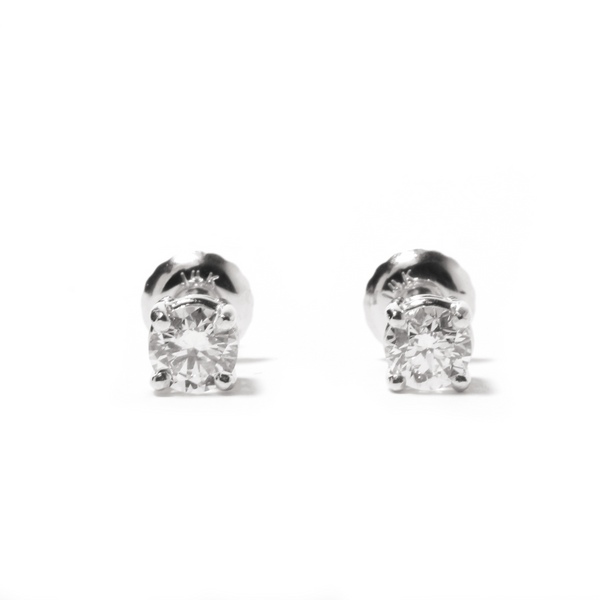 Fenom Diamond Earrings 0.50 Carat - Fenom & Co.
