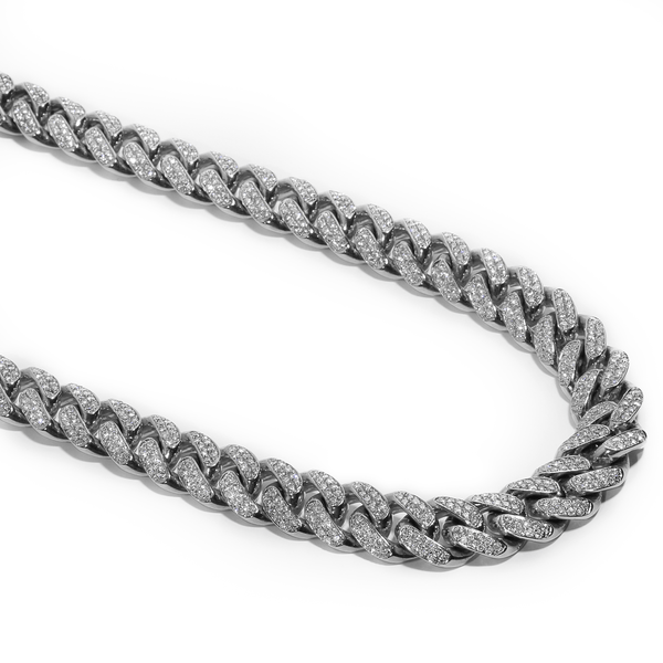 Fenom 14mm Diamond Cuban Chain - Fenom & Co.