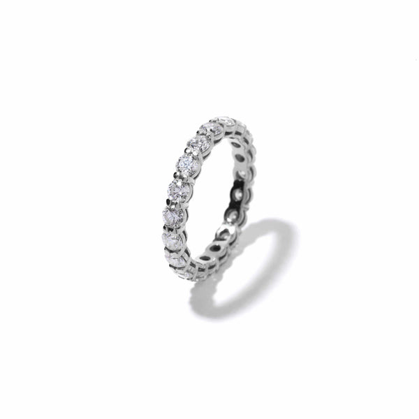 Fenom Diamond Eternity Ring 10pt - Fenom & Co.