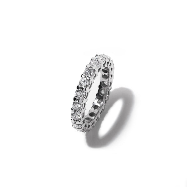 Fenom Diamond Eternity Ring 15pt - Fenom & Co.