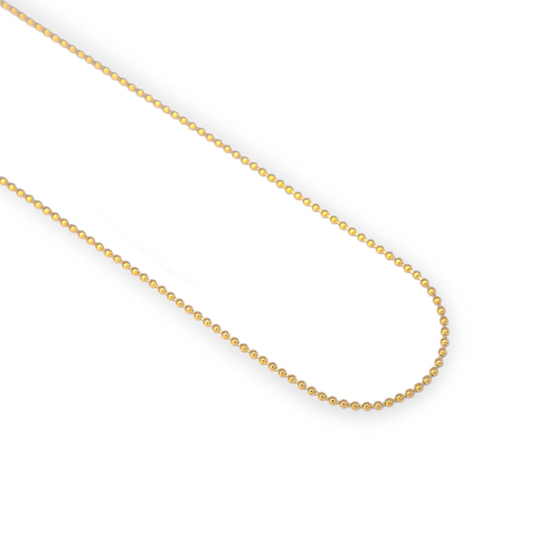 Fenom 14KT Ball Chain - Fenom & Co.