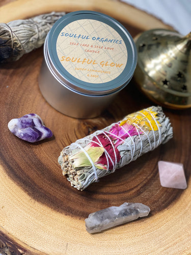Soulful Glow Candle