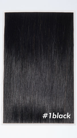 "18"" Straight Clip-In Extensions (160 grams)"