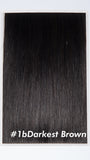 "22"" Straight Clip-In Extensions (200 grams)"