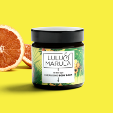 Load image into Gallery viewer, Lulu & Marula Energising Body Balm-Body Balm-Vertuebox