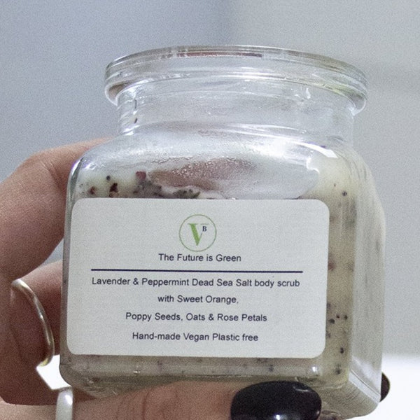 VertueBox Dead Sea Salt Scrub