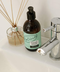 GREEN MINT & LEMONGRASS HAND WASH 270ML