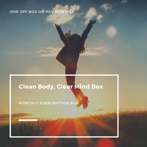 Clean Body, Clear Mind Box