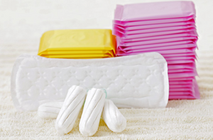 Sanitary Wear Box