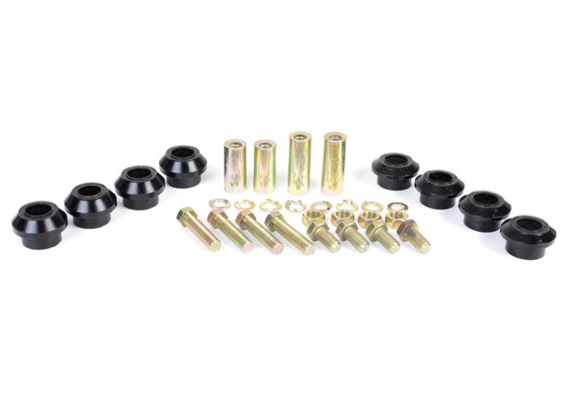Whiteline 08-09 Subaru STi-12+ BRZ - 12+ Scion FR-S Rear Camber adj kit-control arm upper bushes