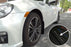 Rally Armor 13+ Subaru BRZ - 13+ Scion FR-S UR Black Mud Flap w- Silver Logo,Rally Armor