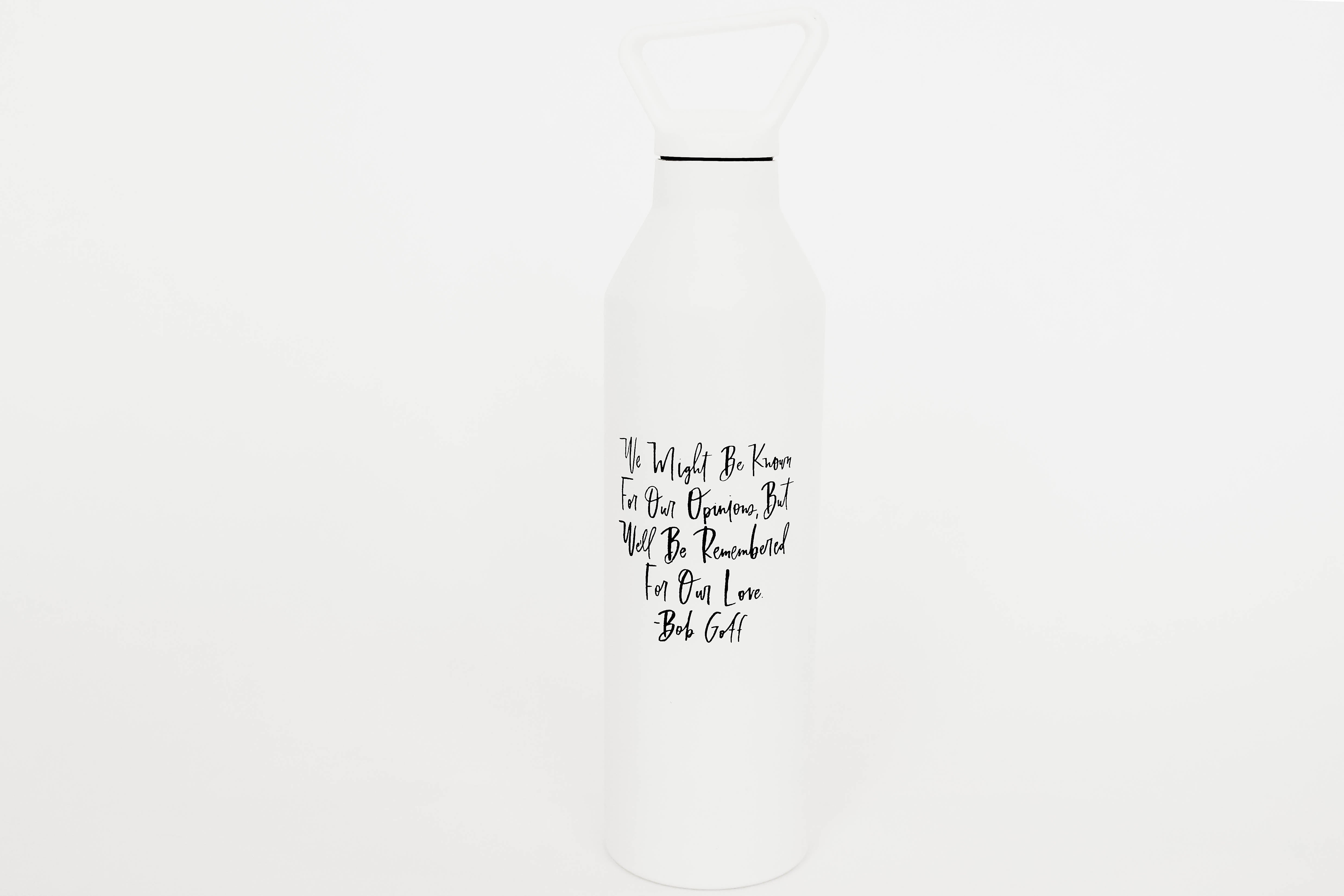 Everybody Always MiiR 23oz bottle- White