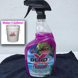 Bead X Concentrate - Makes 5 Gallons! 15 oz bottle. 3 oz per gallon