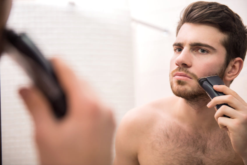 how to shave properly