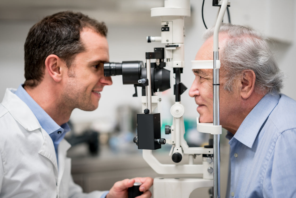 when should you see an eye doctor