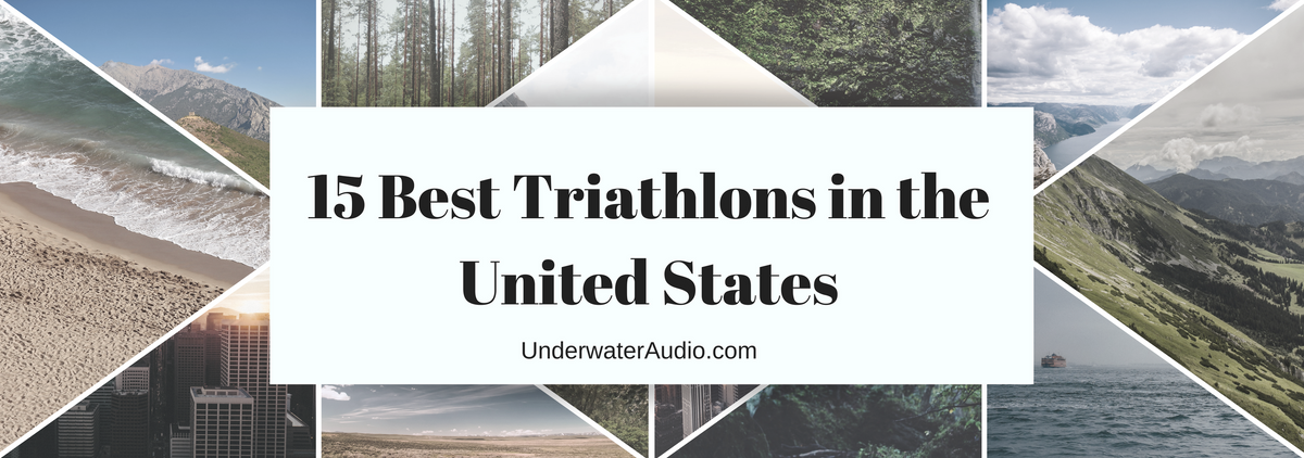 15 Best Triathlons in the United States