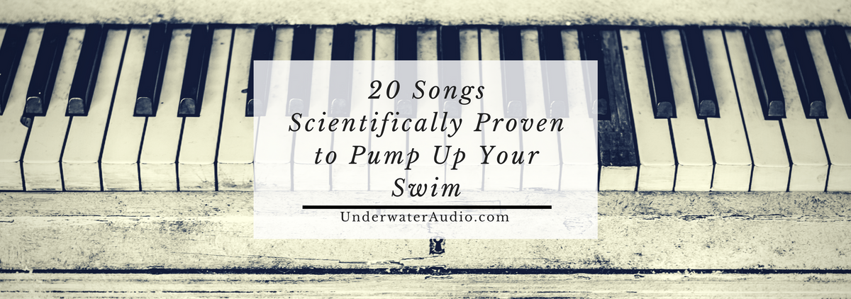 20 Songs Scientifically Proven to Pump Up Your Swim