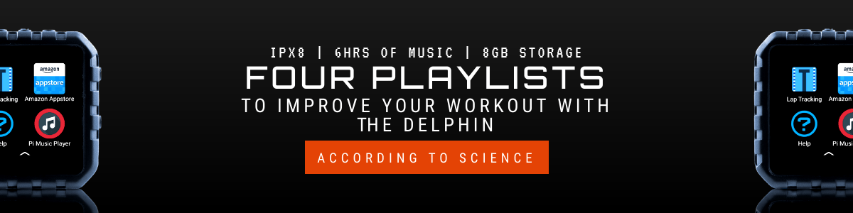 Four Spotify Playlists To Improve Your Workout With The Delphin, According To Science