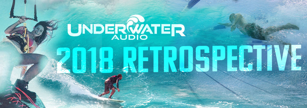 Underwater Audio 2018 Retrospective