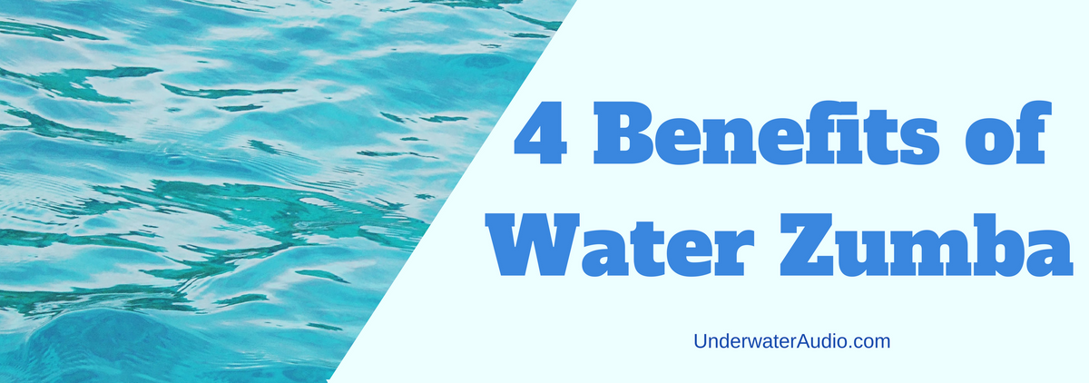 4 Benefits of Water Zumba