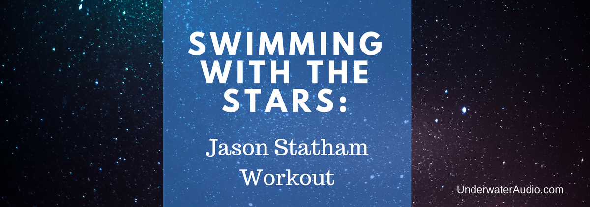 Swimming With The Stars: Jason Statham Workout