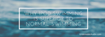 Why iPod Swimming is Superior to Normal Swimming