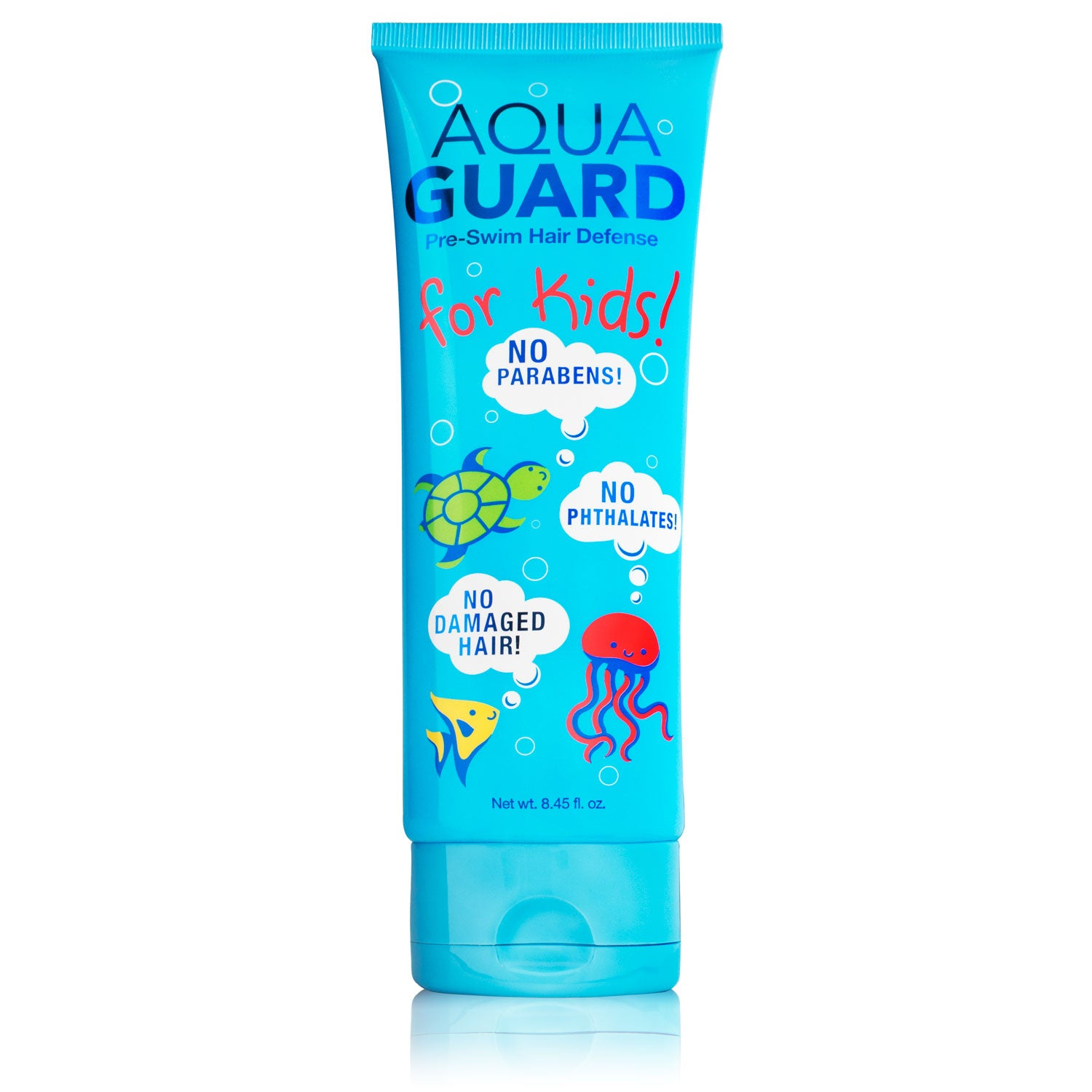 AquaGuard Pre-Swim Hair Defense
