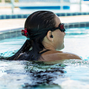 Swimbuds Flip Waterproof Headphones