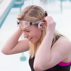 Swimbuds HydroActive Waterproof Headphones