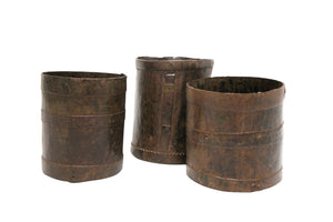 Antique Iron Pot | 12cm