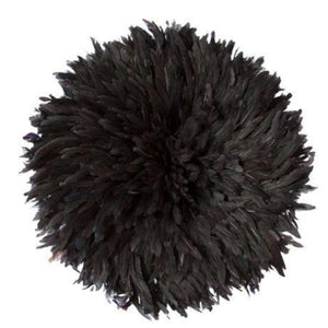 JUJU HEADDRESS BLACK