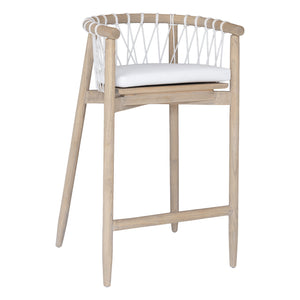 ARNISTON BAR CHAIR | NATURAL