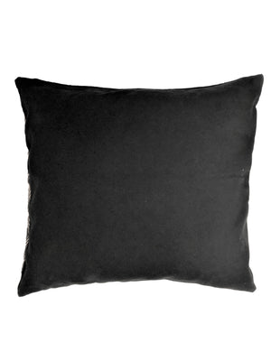 AUTHENTIC BLACK MUDCLOTH CUSHION - B